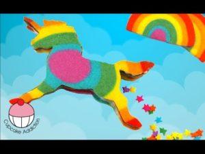 Biscoitos Einhorn, a estrela pupsen colorido