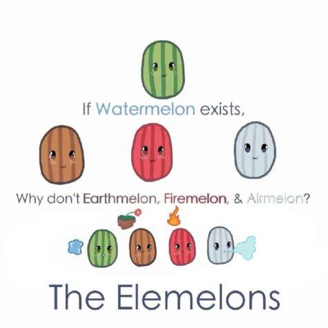 Elemelonen
