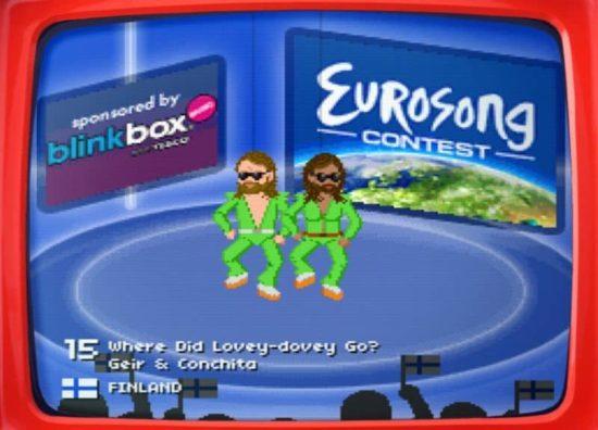 Eurosong Contest Generator