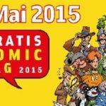 Gratis Comic Tag am 9. Mai