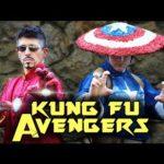 Kung Fu Vengadores: Guerra Civil