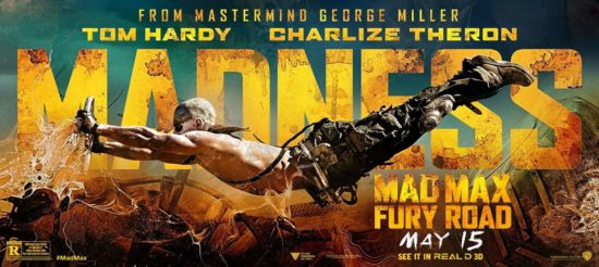 Mad Max: Fury Road - Banner