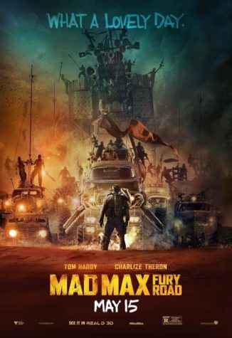 Mad Max: Fury Road - banier