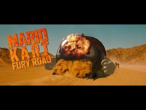 Mario Kart: Fury Road (Parodie)