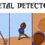 Metal dedektörü
