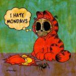 O descarrilamento rosto segunda-feira