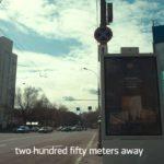 Moskau: Cleveres Billboard zeigt verbotene Werbung