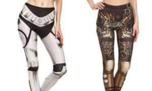 Roboter und Maschinen Leggings