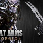 Reconstruit Predator Armklinge