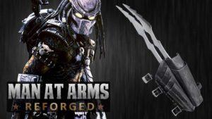 Ricreato Predator Armklinge