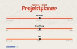 Projektplaner aus der Hölle