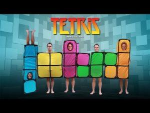Rémi Gaillard denerwuje ludzi z Tetris