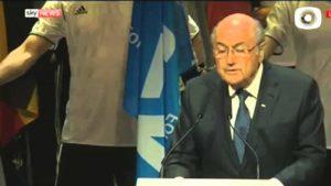Sepp Blatter spricht Klartext zu seiner Wiederwahl