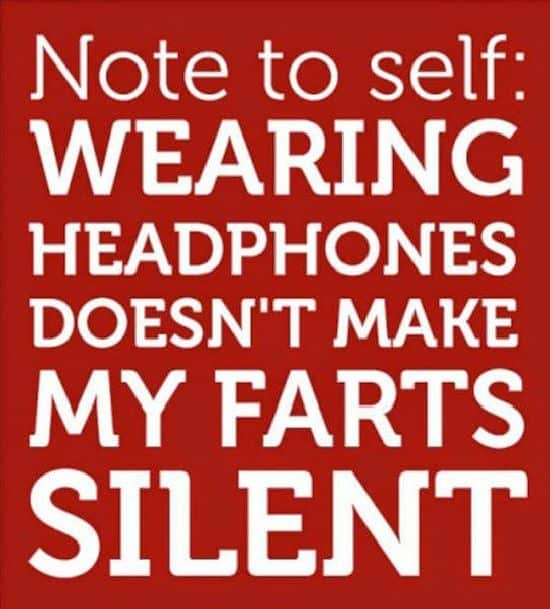 Silent Farts
