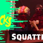 Squatting: Arte Tracks on squatters