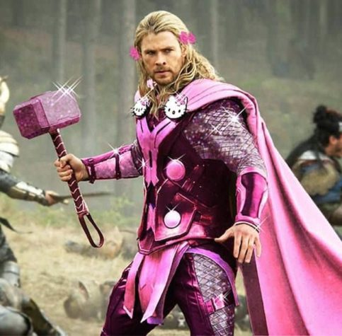 Hello Kitty - erm, Thor