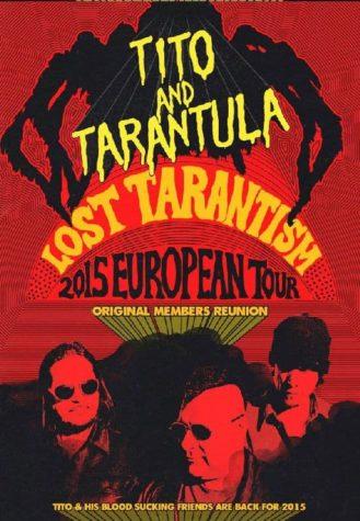 Tabt Tarantism - Tito & Tarantula im Z7