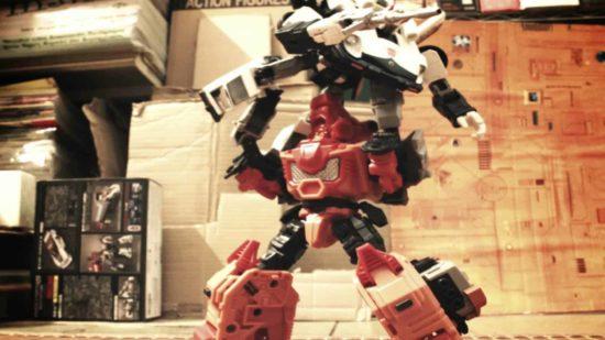 Transformers generation movie stop motion dravens tales