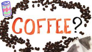 Você bebe seu café à direita?