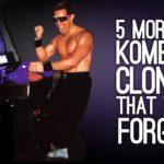 "Forgotten by time, dreadful ""Mortal Kombat"" Clones"