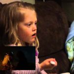 "How hilarious toddlers on the ""star wars: The Force Awakens"" React Trailer"