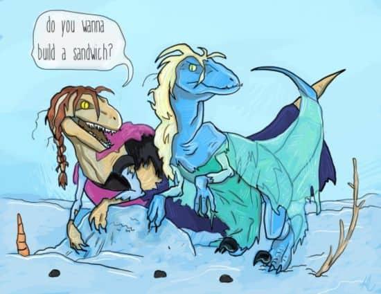 Frozenraptors