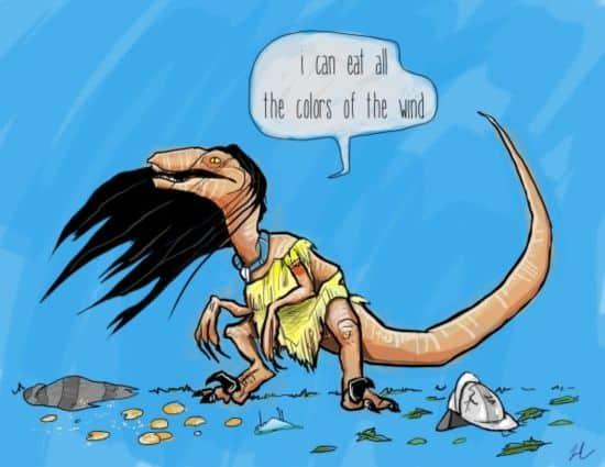 Pocaraptor
