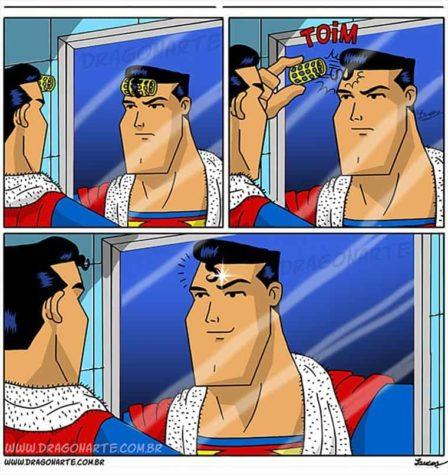 Dragonarte: Funny superhero comic strips