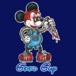 Good Guy T-shirt Mickey