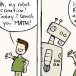 o ensino da matemática por um robô