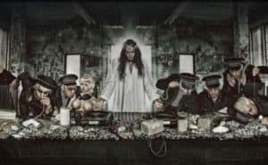 Das letzte Abendmahl: Lindemann
