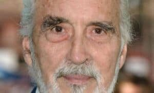 De beste schurk: R.I.P. Christopher Lee