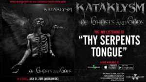 DBD: Thy Serpents Tongue - Kataklysm