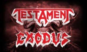 Dark Roots of Trash: Testament und Exodus lassen das Z7 beben