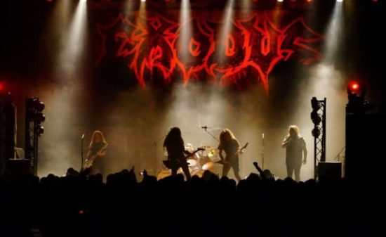 Dark Roots of Trash: Testament and Exodus leave the Z7 quake