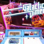 Galactic Dimension: A 3 × 6 meters big pinball