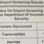 Homeland Security Airport Screening resultat