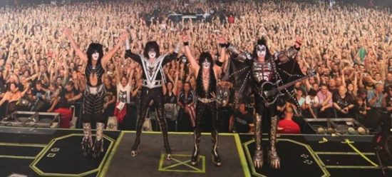 Creatures of the Night: KISS 40th Anniversary World Tour i Zürich