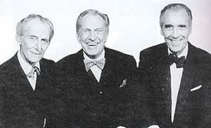 Den Bat Pack: Christopher Lee, Vincent Price, Peter Cushing