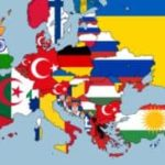 Who is the number 2 in the country? Nationalities in Europe