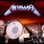 Metallica: Master of Puppets im St.Anger Snaresound