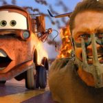 Pixar's Cars meets Mad Max