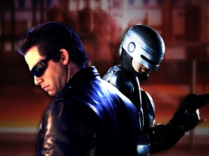 RoboCop vs. The Terminator - Epic Rap Battle of History