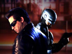 RoboCop vs. Le Terminator - Epic Rap Battle of History