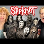 Senioren hören zum ersten Mal Slipknot