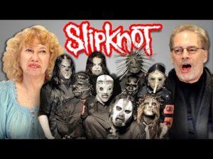 Les personnes âgées entendent renouvelées Slipknot