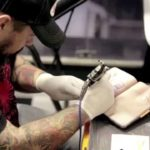 Skin Book: Tegneblokk for tattoo artister