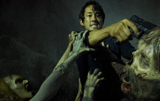 The Walking Dead: Noticias de 6. ESCUADRILLA