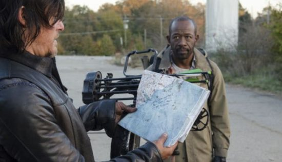 The Walking Dead: News for 6. Squadron