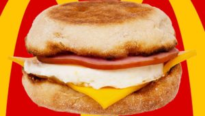 How to take a Egg McMuffin itself in a minute